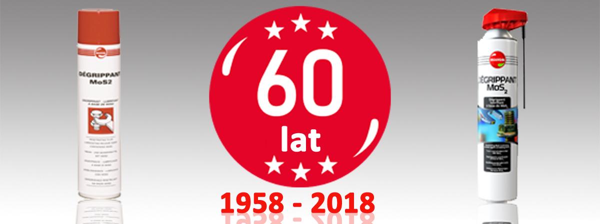 MOLYDAL 60-te urodziny !